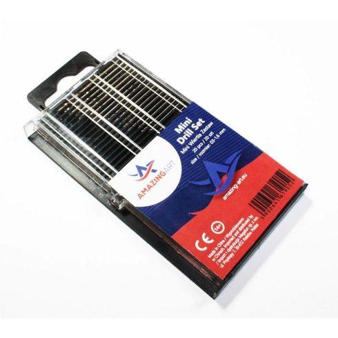 AMAZING ART Mini fúrószár készlet (0.3 mm-1.6 mm)