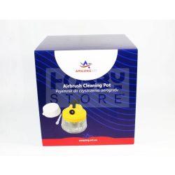 AMAZING ART Festékszóró tisztító edény (Cleaning Pot) 5902641619120