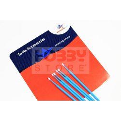 AMAZING ART Weathering Micro Brush ecset szett (25 darab) 5902641619571