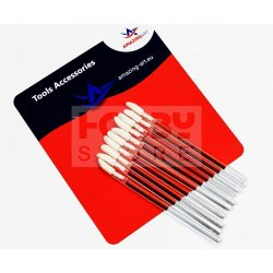 AMAZING ART Weathering Mini Brush ecset szett (10 darab) 5902641619632