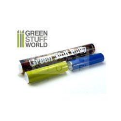 Green Stuff World GREEN STUFF BAR (100g) két komponensű tömítő formázó putty 100g