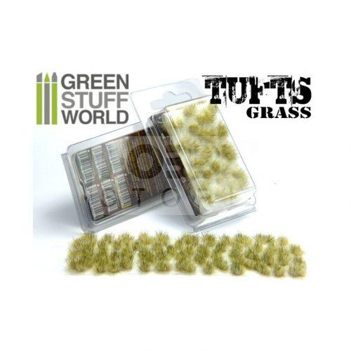 Green Stuff World Grass TUFTS Realisztikus WINTER fűcsomók diorámához (6 mm self-adhesive - WINTER)