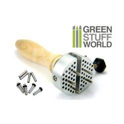 Green Stuff World Univerzális figuratartó szerszám festéshez (Universal Work Holder) 8436554362806ES