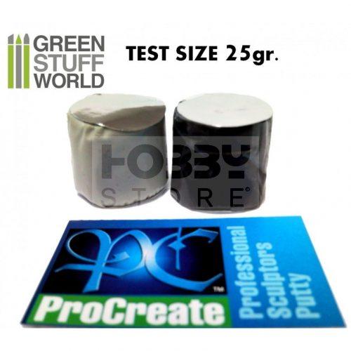 Green Stuff World Procreate Putty 25gr teszt méret (új generásiós formázó anyag)