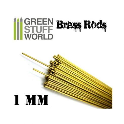 Green Stuff World 1 mm-es réz profil (rúd)