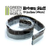 Green Stuff World Brown STUFF két komponensű tömítő formázó putty 46 cm