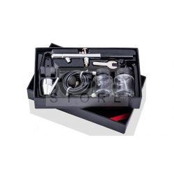 FENGDA BD-128 típusú szórópisztoly (Airbrush) 0.35-ös dűznivel-tűvel BD-128