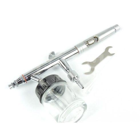 FENGDA BD-182 típusú szórópisztoly (Airbrush) 0.5-ös dűznivel-tűvel BD-182