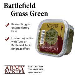 The Army Painter Basing: Grass Green szórható műfű BF4113