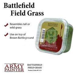 The Army Painter Basing: Field Grass szórható műfű BF4114