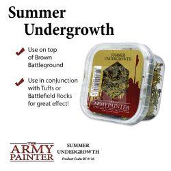 The Army Painter Basing: Summer Undergrowth-nyári növényzet BF4116