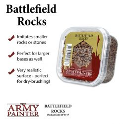 The Army Painter Basing: Battlefield Rocks (apró kövek) BF4117