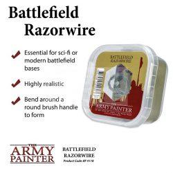 The Army Painter Basing: Battlefield Razorwire (szögesdrót) BF4118