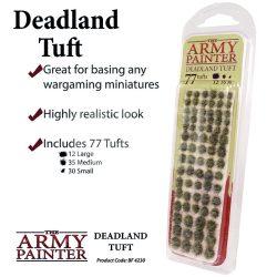 The Army Painter Realisztikus DEADLAND TUFT- fűcsomók diorámához 77 darab BF4230