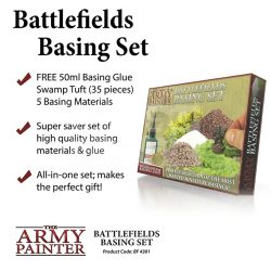 The Army Painter-Battlefield Basing Set-BF4301