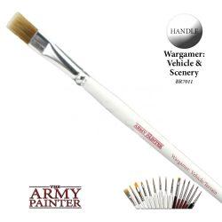 The Army Painter Wargamer Brush: Vehicle & Scenery Brush - hobbi lapos ecset BR7011