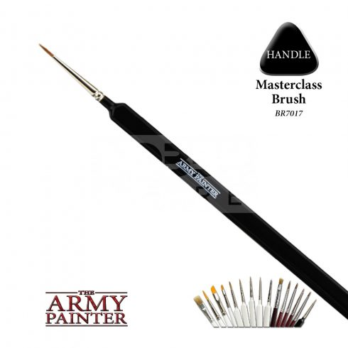 The Army Painter Masterclass Brush - természetes szőrű hobbi ecset BR7017