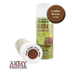 The Army Painter Colour Primer - Leather Brown alapozó Spray CP3004
