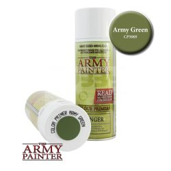 The Army Painter Colour Primer - Army green alapozó Spray CP3005