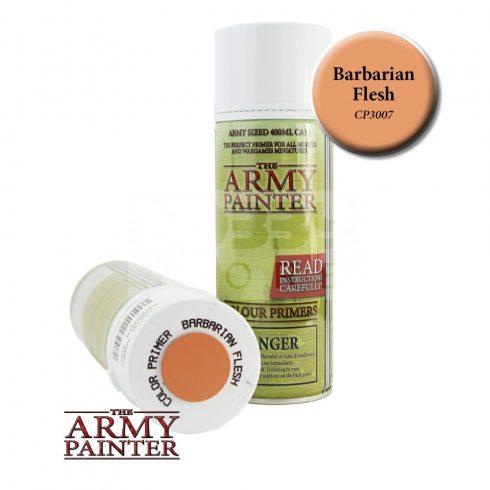 The Army Painter Colour Primer - Barbarian Flesh alapozó Spray CP3007