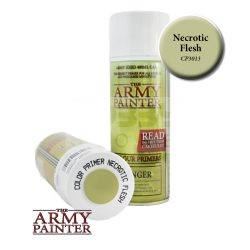 The Army Painter Colour Primer - Necrotic Flesh alapozó Spray CP3013