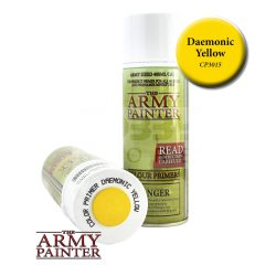 The Army Painter Colour Primer - Daemonic Yellow alapozó Spray CP3015