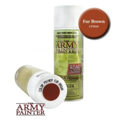 The Army Painter Colour Primer - Fur Brown alapozó Spray CP3016