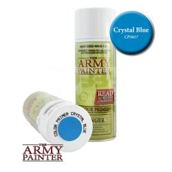 The Army Painter Colour Primer - Crystal Blue alapozó Spray CP3017