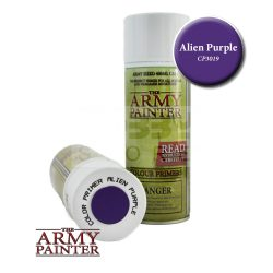 The Army Painter Colour Primer - Alien Purple alapozó Spray CP3019