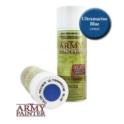 The Army Painter Colour Primer - Ultramarine Blue alapozó Spray CP3022