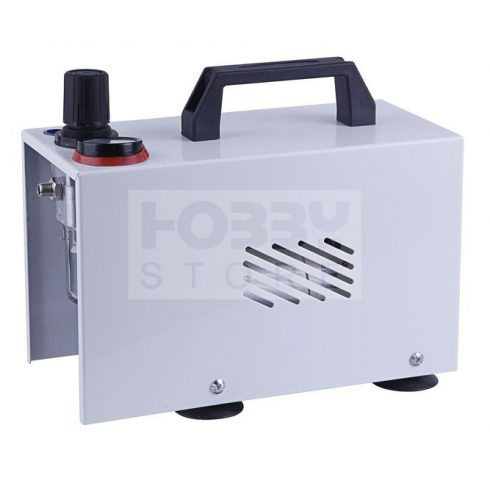 Fengda Mini airbrush compressor- Mini csendes - egyhengeres airbrush kompresszor FD-18-B