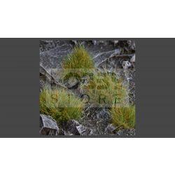 Gamers Grass TUFTS Realisztikus Strong Green XL - Élénkzöld színű fűcsomók diorámához (12 mm self-adhesive - Strong Green XL)