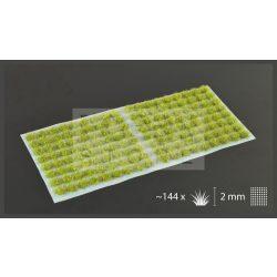 Gamers Grass TUFTS Realisztikus Moss-Moha színű fűcsomók diorámához-Small 144 darab (2 mm self-adhesive -Moss)