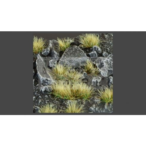 Gamers Grass TUFTS Realisztikus Autumn - öszi fű színű fűcsomók diorámához (5 mm self-adhesive - AUTUMN)