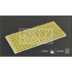 Gamers Grass TUFTS Realisztikus Beige színű fűcsomók diorámához-Small 144 darab (6 mm self-adhesive - BEIGE)