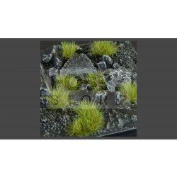 Gamers Grass TUFTS Realisztikus Dry Green színű fűcsomók diorámához (6 mm self-adhesive - DRY GREEN)