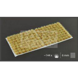 Gamers Grass TUFTS Realisztikus Dry-száraz fű színű fűcsomók diorámához-Small 144 darab (6 mm self-adhesive - Dry)