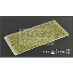 Gamers Grass TUFTS Realisztikus Light Brown színű fűcsomók diorámához-Small 144 darab (6 mm self-adhesive - Light Brown)