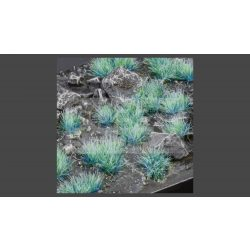 GAMERS GRASS ALIEN TUFT (TURQUOISE) - scifi témájú fűcsomók diorámákhoz-figurákhoz (6 mm self-adhesive - Alien Turquoise)