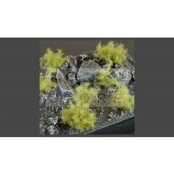 GAMERS GRASS SHRUBS TUFTS Realisztikus zöld színű tüskés bokrok diorámához (12 mm self-adhesive - Spikey Green)