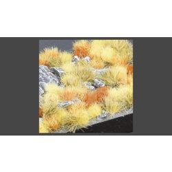 GAMERS GRASS DRY STEPPE SET - Realisztikus fűcsomó szett diorámához 140 darab (4-6 mm self-adhesive - Dry Steppe Set)