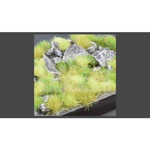 GAMERS GRASS GREEN MEADOW SET - Realisztikus fűcsomó szett diorámához 140 darab (4-6 mm self-adhesive - Green Meadow Set)