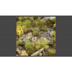 GAMERS GRASS HIGHLAND D SET - Realisztikus fűcsomó szett diorámához 140 darab (4-6 mm self-adhesive - Highland Set)