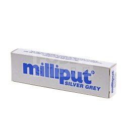 Milliput Silver Grey két komponensű epoxy tömítő formázó gitt