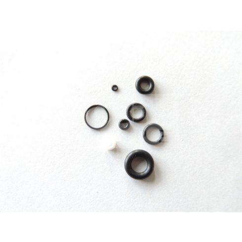 Gumi tömítés szett BD-800 típusú szórópisztolyhoz O-RING-800