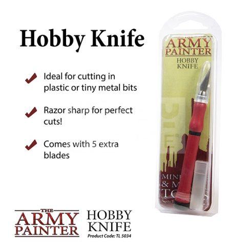 The Army Painter hobby szike modellezéshez-makettezéshez (Hobby Knife) TL5034