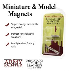 The Army Painter modellező mágnes 100 darab (Miniature & Model Magnets ) TL5038