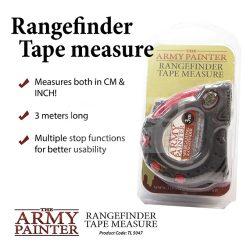 The Army Painter Rangefinder Tape Measure - Mérőszalag wargame játékosok részére TL5047