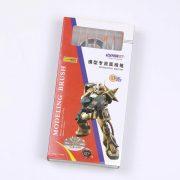 U-STAR Ecset és festő készlet (Paint Brush Kit 7pcs Brushes & 3pcs Palettes) UA90027