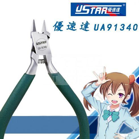 U-STAR Precíziós csípőfogó-oldalvágó makettezéshez (Side Cutter) UA91340